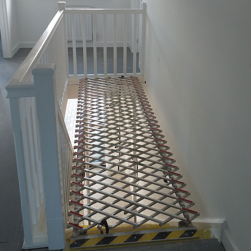 Stairwell-Protection-System